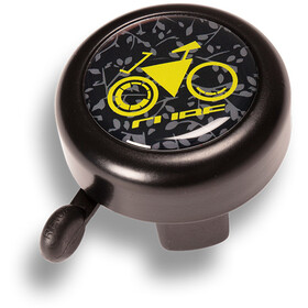 Cube Friends Bike Bell yellow/black